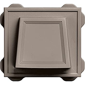 Builders Edge 140116774008 Vent Clay Amazon Com