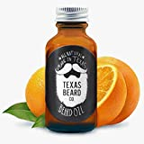 Clove Citrus Beard Oil - 1oz - Texas Beard Co Texas Beard Company