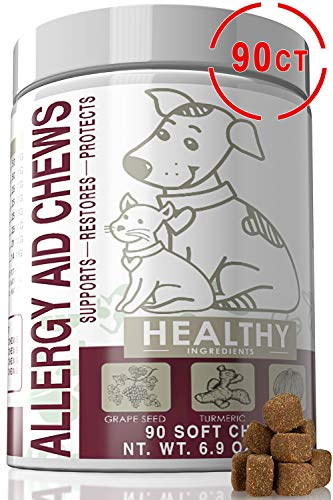 Paws Pals Dog Allergy