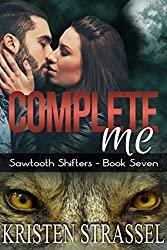 Complete Me: BBW Paranormal Shifter Romance (Sawtooth Shifters Book 7)