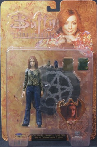 Buffy the Vampire Slayer Transformation Willow Action Figure