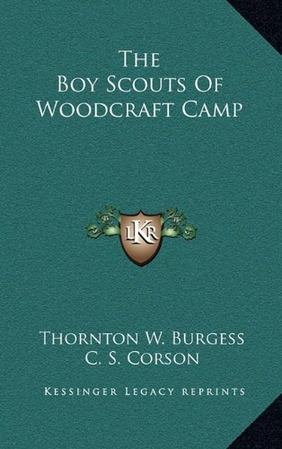Read Online The Boy Scouts Of Woodcraft Camp pdf