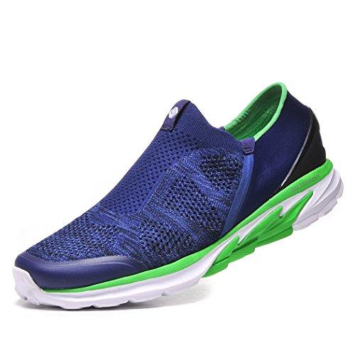 サーラマン2018春夏 Flyknit ランニングシューズ メンズレディース トレーニングシューズ スポーツ靴 スニーカー 超軽量 通気 通勤 通学 旅行日常着用