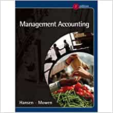 management accounting 6e answer The main role of the management accountant is to produce financial accounts 2   c01-fundamentals of management accounting updated: october 2013 6   hint: the reason i choose to calculate y after w as the answer could only have.