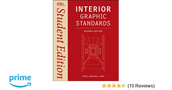 Interior Graphic Standards Student Edition Corky Binggeli