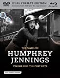 Humphrey Jennings Collection - Volume 1 ( Complete Humphrey Jennings Volume One / Post-haste (Post Haste) / Locomotives / The Story of the Wheel / Farewe [ Blu-Ray, Reg.A/B/C Import - United Kingdom ]