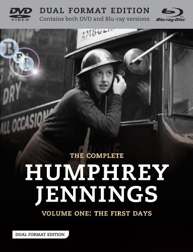 llection - Volume 1 ( Complete Humphrey Jennings Volume One / Post-haste (Post Haste) / Locomotives / The Story of the Wheel / Farewe [ Blu-Ray, Reg.A/B/C Import - United Kingdom ] ()