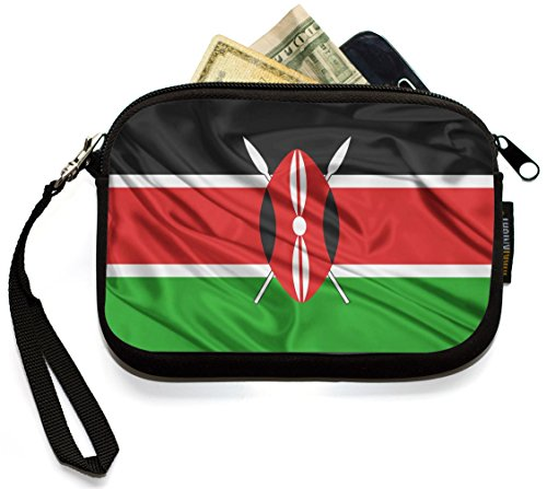 Review Rikki Knight Kenya Flag