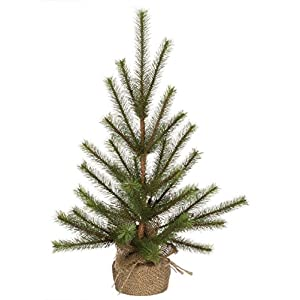 Sullivans Artificial Tannenbaum Fir Tree with Burlap Base 51