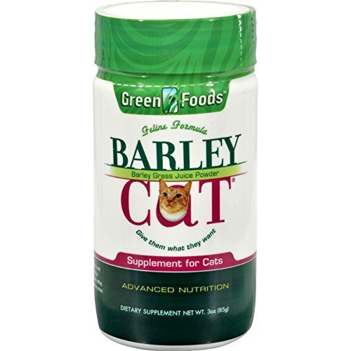 Green Foods Barley Cat 3 Oz by Green Foods