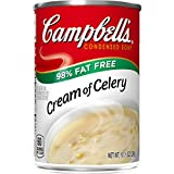 Cheap Campbell's 98% Fat Free Condensed Soup, Cream of Celery, 10.5 Ounce