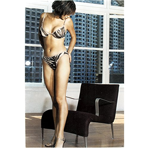 Catherine Bell 8x10 Photo Jag Army Wives Zebra Print, used for sale  Delivered anywhere in USA