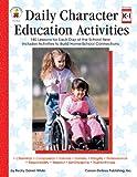 Daily Character Education Activities, Grades K - 1, , 0887242057