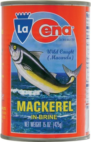 Top 6 canned mackerel in brine for 2018
