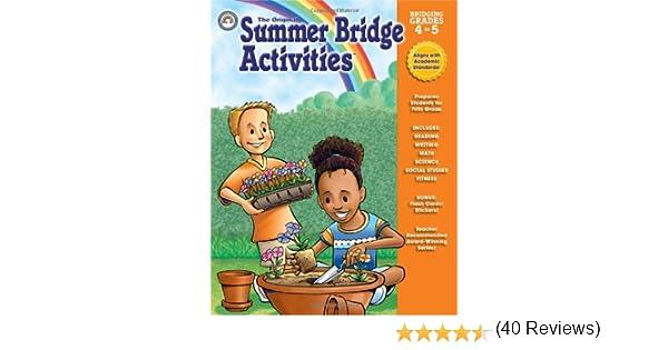Amazon.com: Summer Bridge Activities: Bridging Grades Fourth to ...