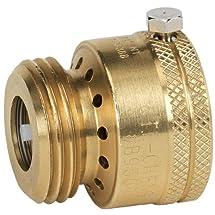 Homewerks VAC-BFP-Z4B Vacuum Breaker, Male Hose Thread, 3/4-Inch