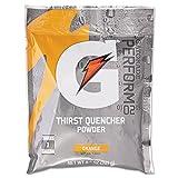 Gatorade 03957 Original Powdered Drink Mix Orange 8.5oz Packets 40/Carton
