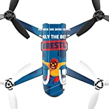 MightySkins Skin For Parrot Bebop 2 – Best Wrestle   Protective, Durable, and Unique Vinyl Decal wrap cover   Easy To Apply, Remove, and Change Styles   Made in the USA