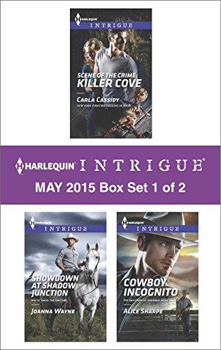book cover of Harlequin Intrigue May 2015 - Box Set 1 of 2