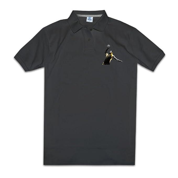 a588aced0 Macho Art algodón orgánico Camiseta de Lebron James Polo  Amazon.es  Libros