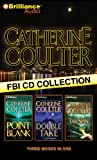 img - for Catherine Coulter FBI CD Collection 2: Point Blank, Double Take, TailSpin (FBI Thriller) book / textbook / text book