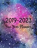 2019-2023 Five Year Planner: Monthly Schedule Organizer - Agenda Planner For The Next Five Years, 60 Months Calendar, Appointment Notebook, Monthly ... Year Monthly Calendar Planner) (Volume 1)