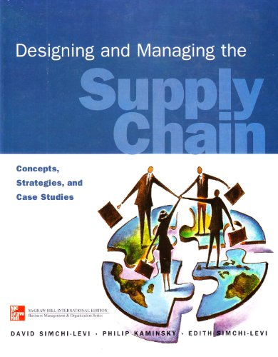 Designing and Managing Supply Chain