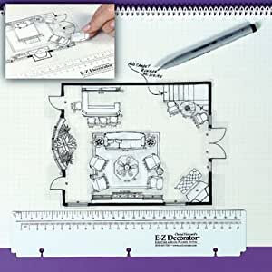 E-Z Decorator Furniture and Room Planner