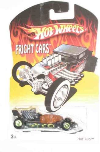 2007 Hot Wheels Fright Cars Hot Tub Real Riders