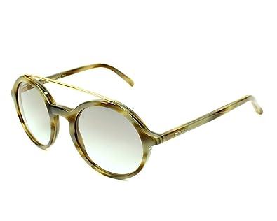 Amazon.com: Gucci anteojos de sol GG 3602 S 145 KR acetato ...