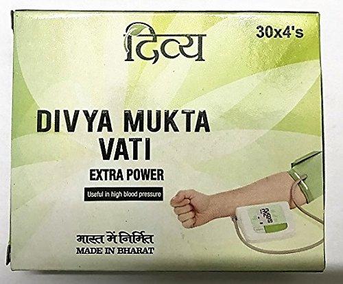 (Divya mukta vati Extra power - 120 tablets)