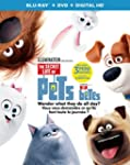 The Secret Life of Pets [Blu-ray + DV...
