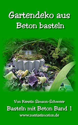 Download Gartendeko Aus Beton Basteln Beton Deko Für Den