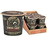 Kodiak Cakes Power Cakes Unleashed Flapjack On the Go Baking Mix, Buttermilk and Maple, 2.15 Ounce (Pack of 12)