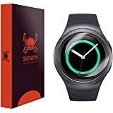 Samsung Gear S2 Screen Protector (52mm), Skinomi® TechSkin (6-Pack) Full Coverage Screen Protector for Samsung Gear S2 Clear HD Anti-Bubble Film - with Lifetime Warranty