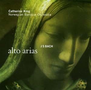 Bach: Alto Arias