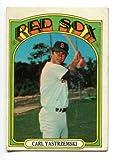 Carl Yastrzemski 1972 Topps #37 Red Sox Ex 18000