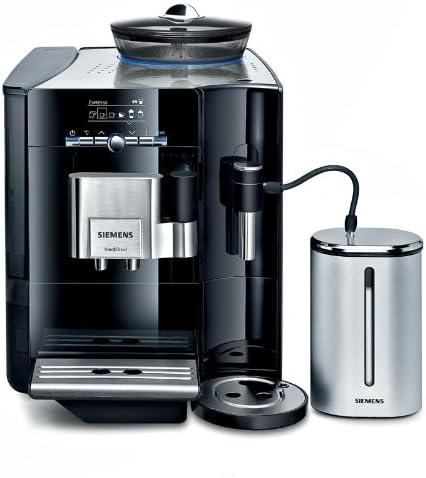 Siemens TE706519DE EQ.7 Plus - Cafetera de espresso con molinillo de café (1700 W, 19 bar): Amazon.es: Hogar