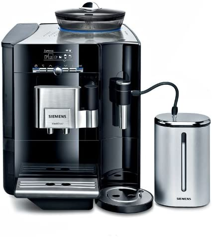 Siemens TE706519DE EQ.7 Plus - Cafetera de espresso con molinillo ...
