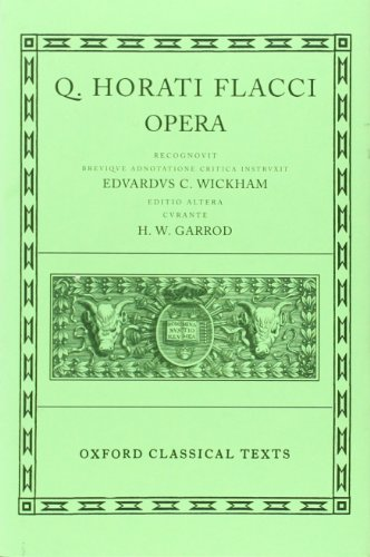 Opera (Latin Edition)