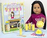 Pretend-Play-Food-Sophias-Lemonade-Serving-Set-for-18-Inch-Dolls-9-Piece-Set