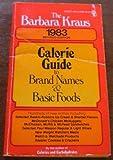 Brand Names and Basic Foods, 1983, Barbara Kraus, 0451119967