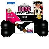 KONG Extreme Goodie Bone Dog Toy, Medium, Black