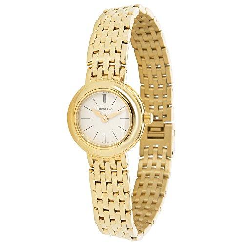 Tiffany & Co. Portfolio swiss-quartz womens Watch N/A (Certified - Co Tiffany N