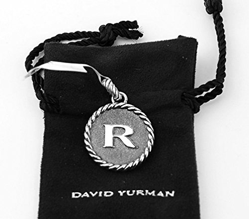 david-yurman-amazing-solid-sterling-silver-initial-r-23-mm-round-pendant-no-chain