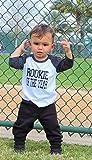 Rookie of the Year 1st Birthday Boys Baseball Shirt