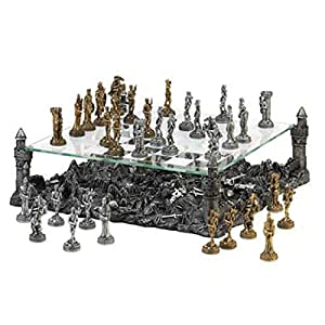 Battleground Chess Set Kids Children