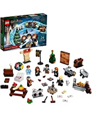 LEGO 76390 Harry Potter Advent Calendar 2021 Christmas Toys and Board Game for Kids Aged 7+ with 6 Minifigures