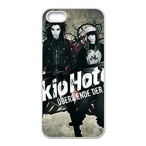 Tokio Hotel iPhone 4 4s Cell Phone Case White yyfabd-297885