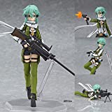 Shalleen Anime Sword Art Online II Asada Shino Sinon 6